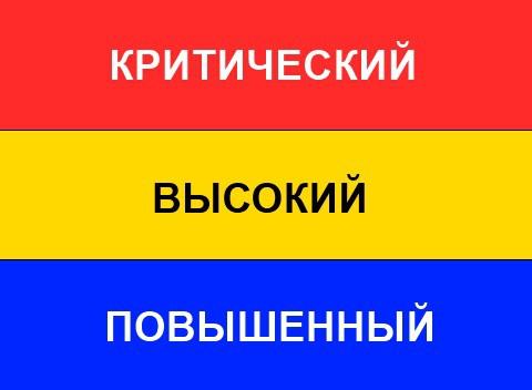Неподдаваться панике! ВЮгре установлен условный «желтый» уровень террористической опасности