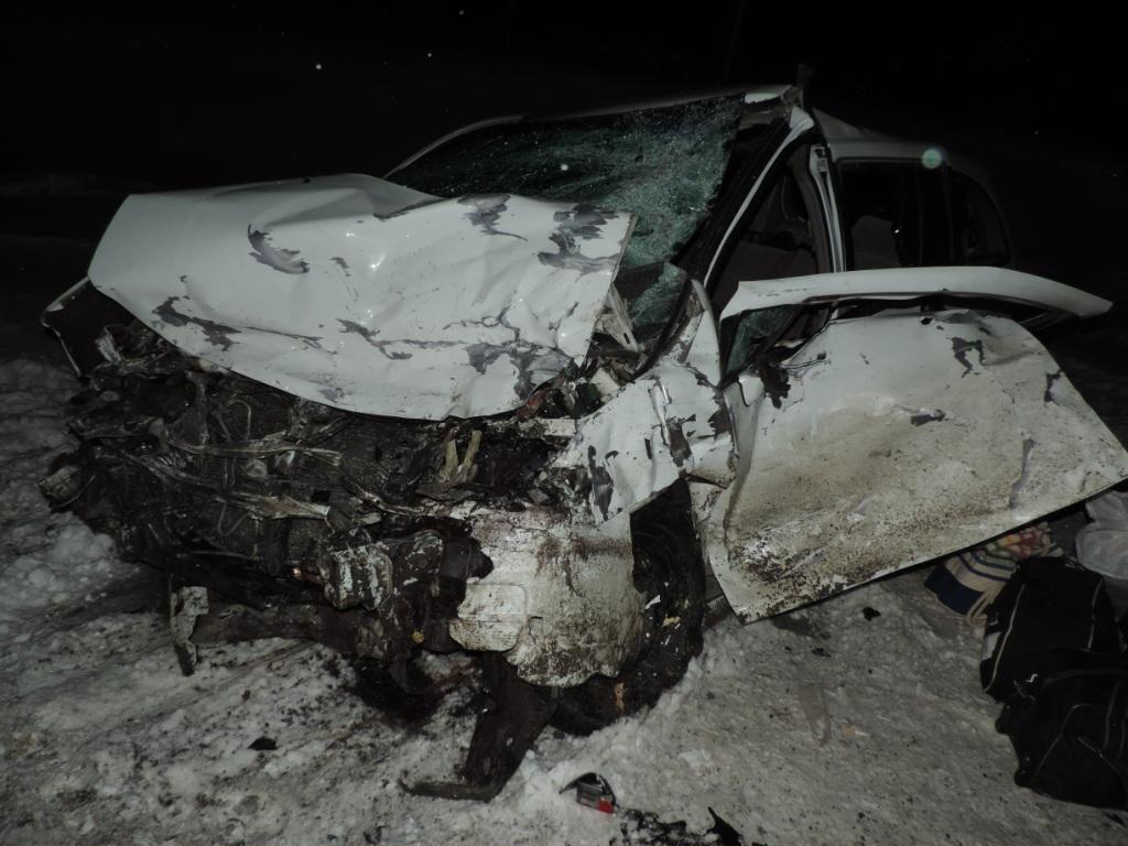 В трагедии натрассе Тюмень— Ханты-Мансийск один человек умер ишесть пострадали