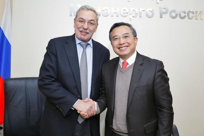 Россия и Вьетнам расширяют сотрудничество в газовой сфере