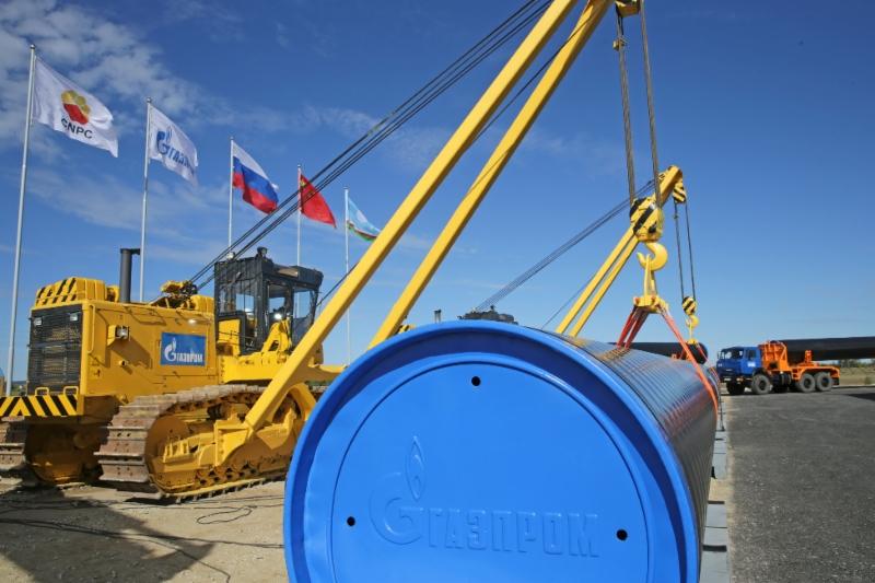 «Газпром» иCNPC подписали основные условия поставок в КНР по«Силе Сибири»