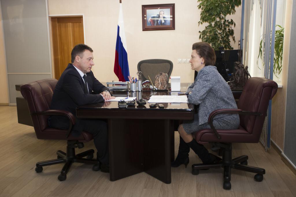 Наталья Комарова: Форум «Нефтяная столица» должен стать местом сотрудничества инаучного обмена