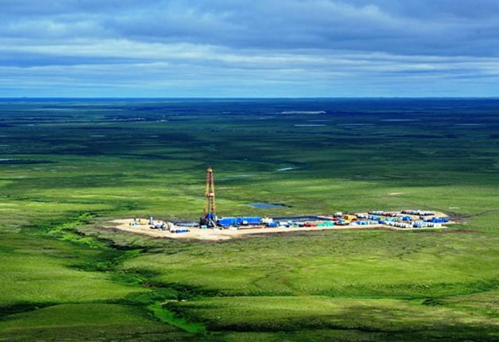 Добыча нефти игаза наЯмале в2015 году значительно возросла
