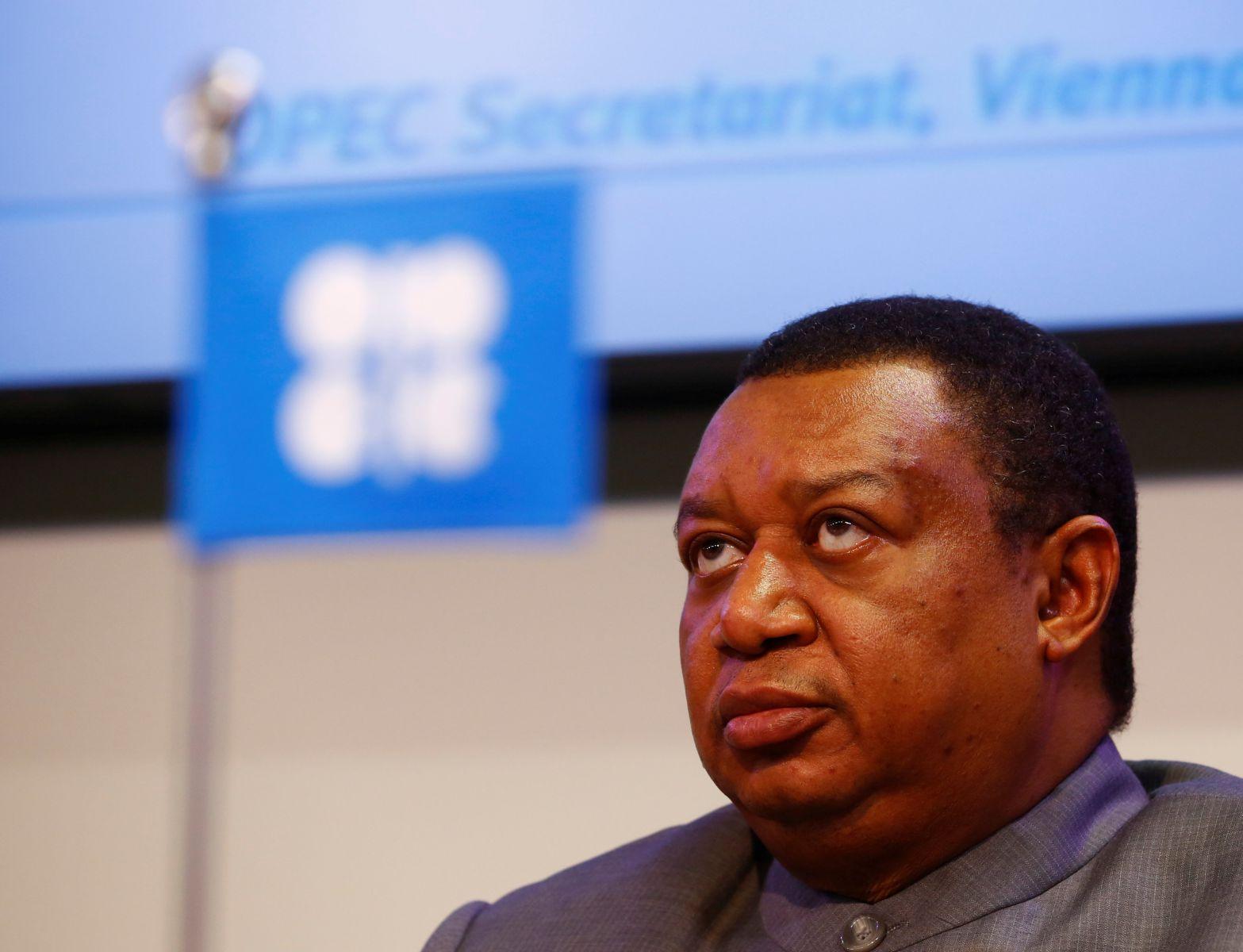Генсек ОПЕК не ждет балансировки рынка нефти в I полугодии