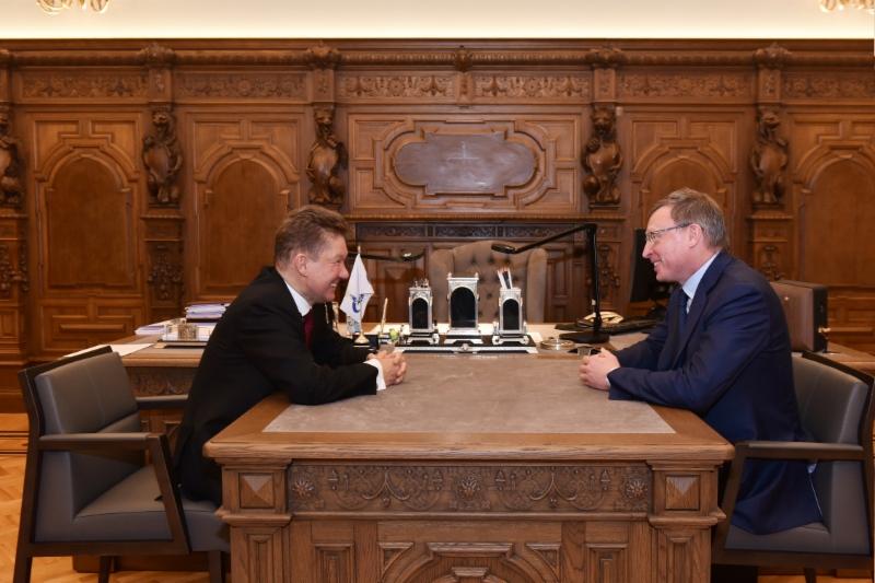 Напрограмму газификации Омской области выделят млрд. руб.