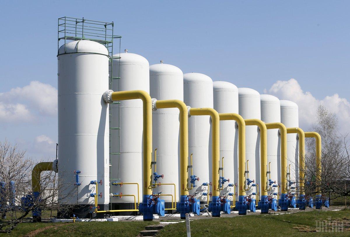Европа приступила кзакачке газа