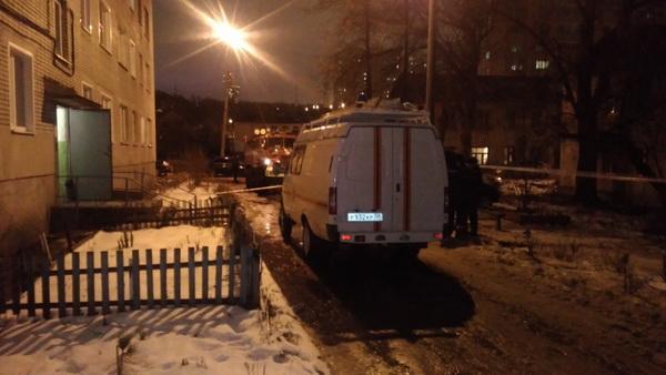Спасателям удалось предотвратить взрыв жилого дома наулице Краснова вПензе