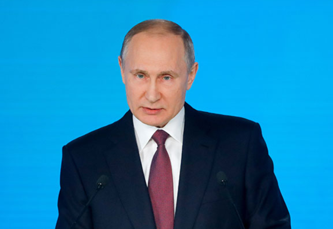 Дрозденко назвал письмо В. Путина Федеральному собранию «впечатляющим»