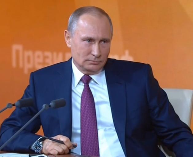 Мыпреодолели два шока— Путин обэкономике