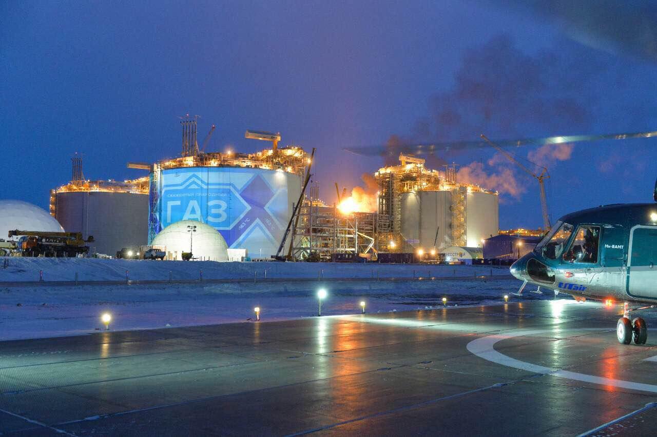 «Ямал СПГ» выполнил первую поставку газового конденсата в18 тыс. тонн