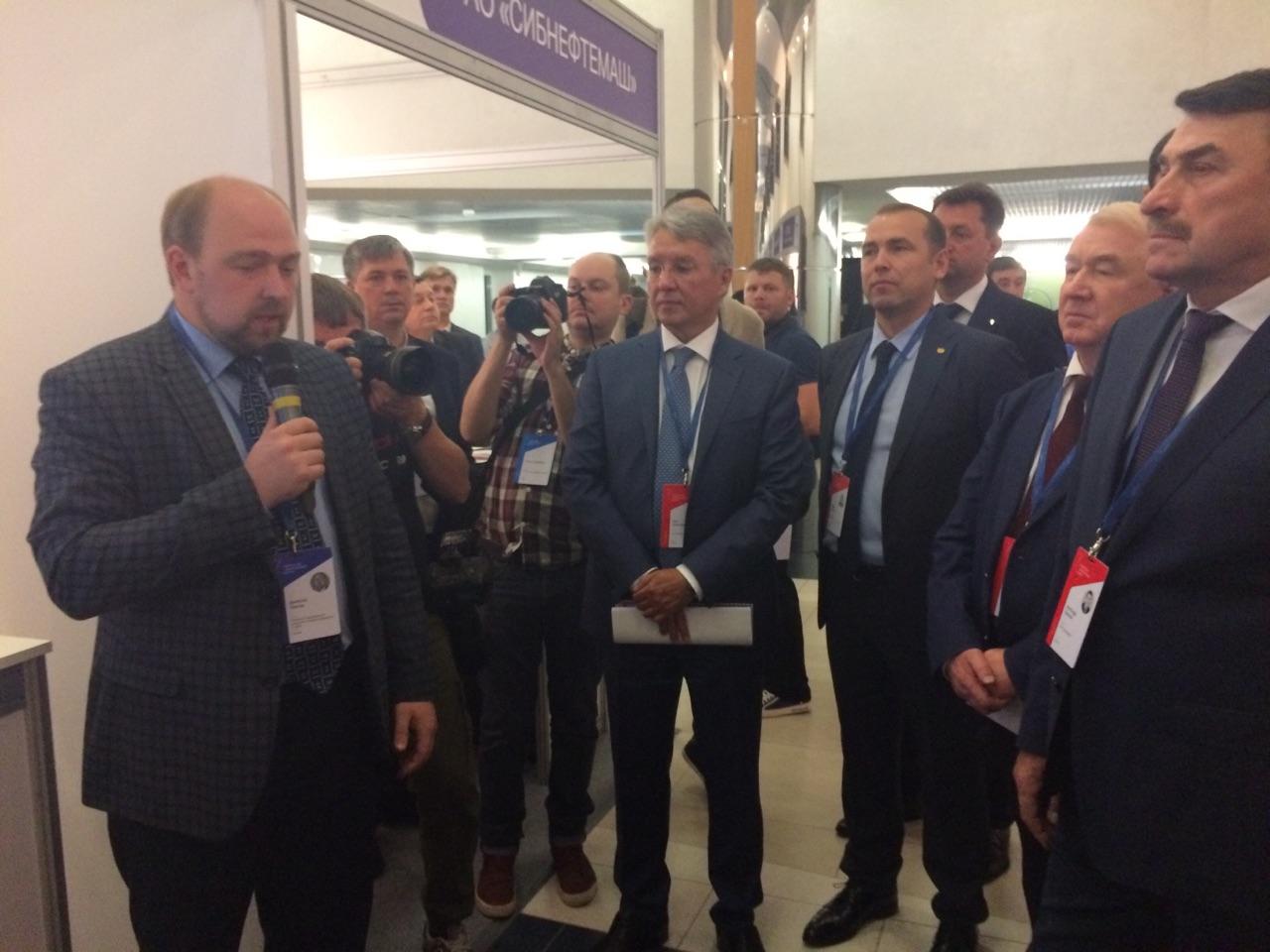 Руководство Тюменской области иЛУКОЙЛ подписали соглашение осотрудничестве