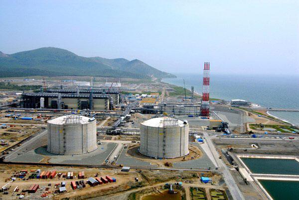 Компания НОВАТЭК подписала несколько больших договоров сяпонскими компаниями