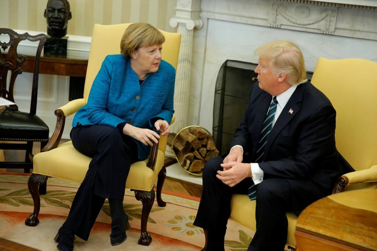Трамп просит Германию перестать помогать «Северному потоку— 2»