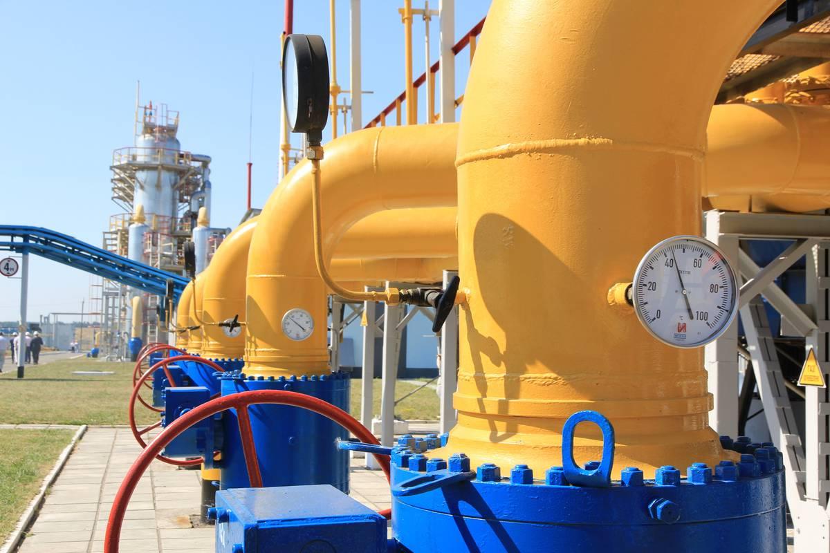 Путин распорядился снова посодействовать украинскому Геническу поставками газа