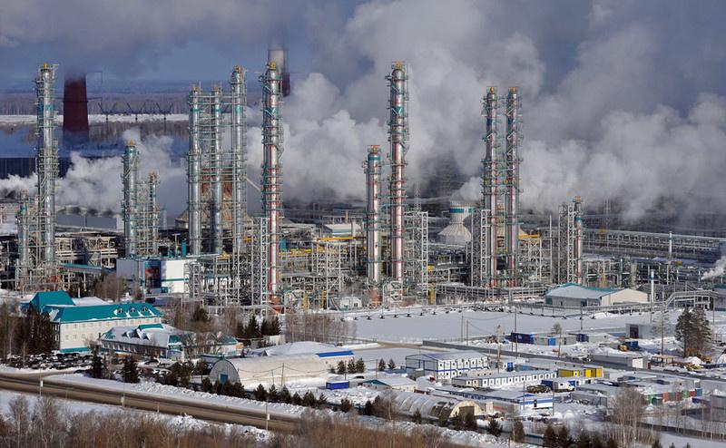 Запасы газа вукраинских ПХГ выросли до11,4 млрд кубометров