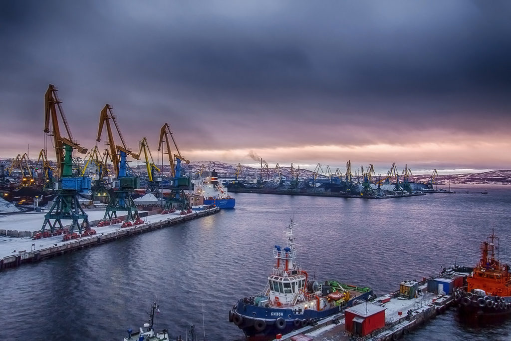 Минприроды Российской Федерации пообещал вернуть первозданный имидж Арктике