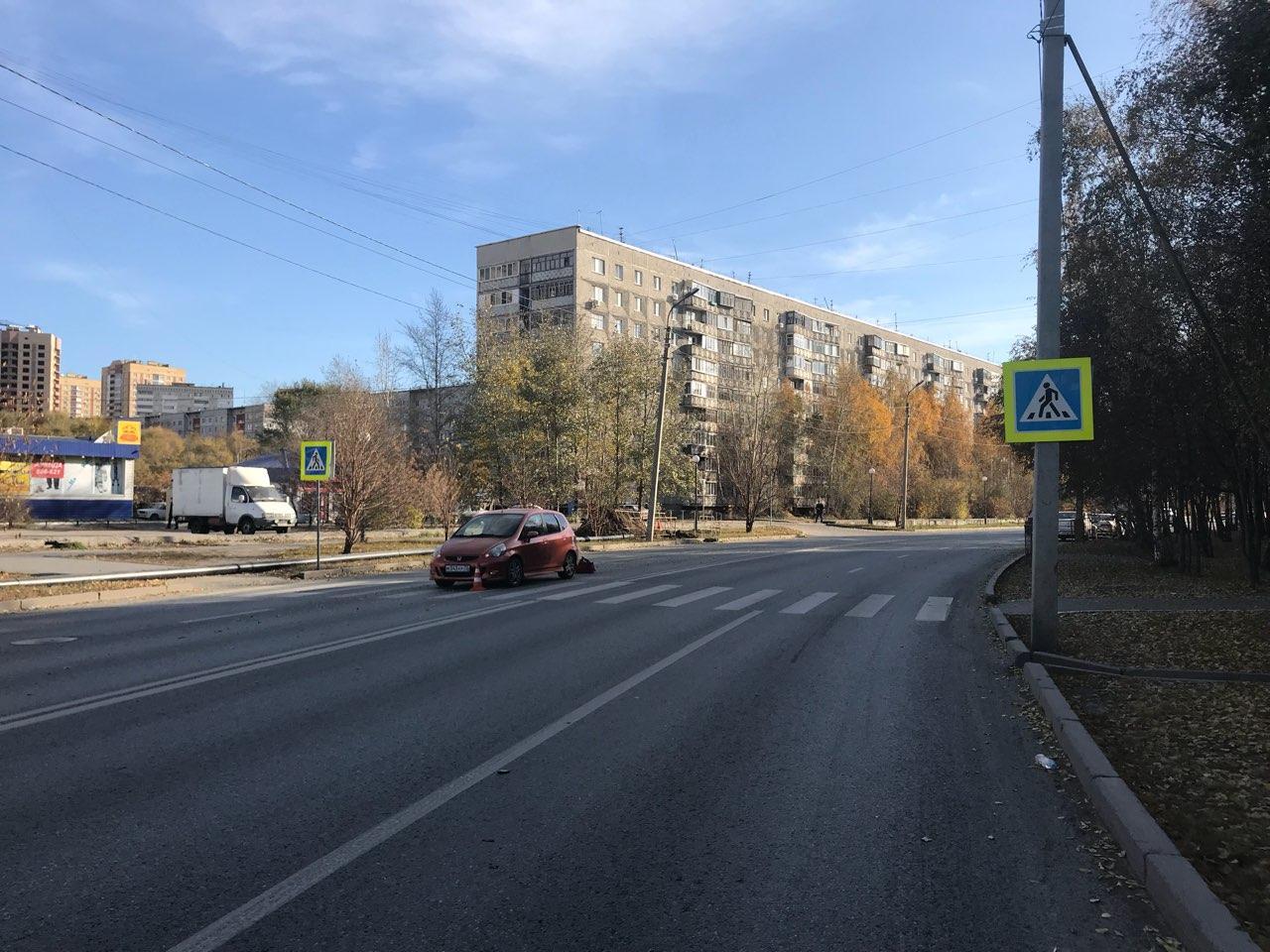 Натрассе Ялуторовск— Ярково сбили насмерть мужчину