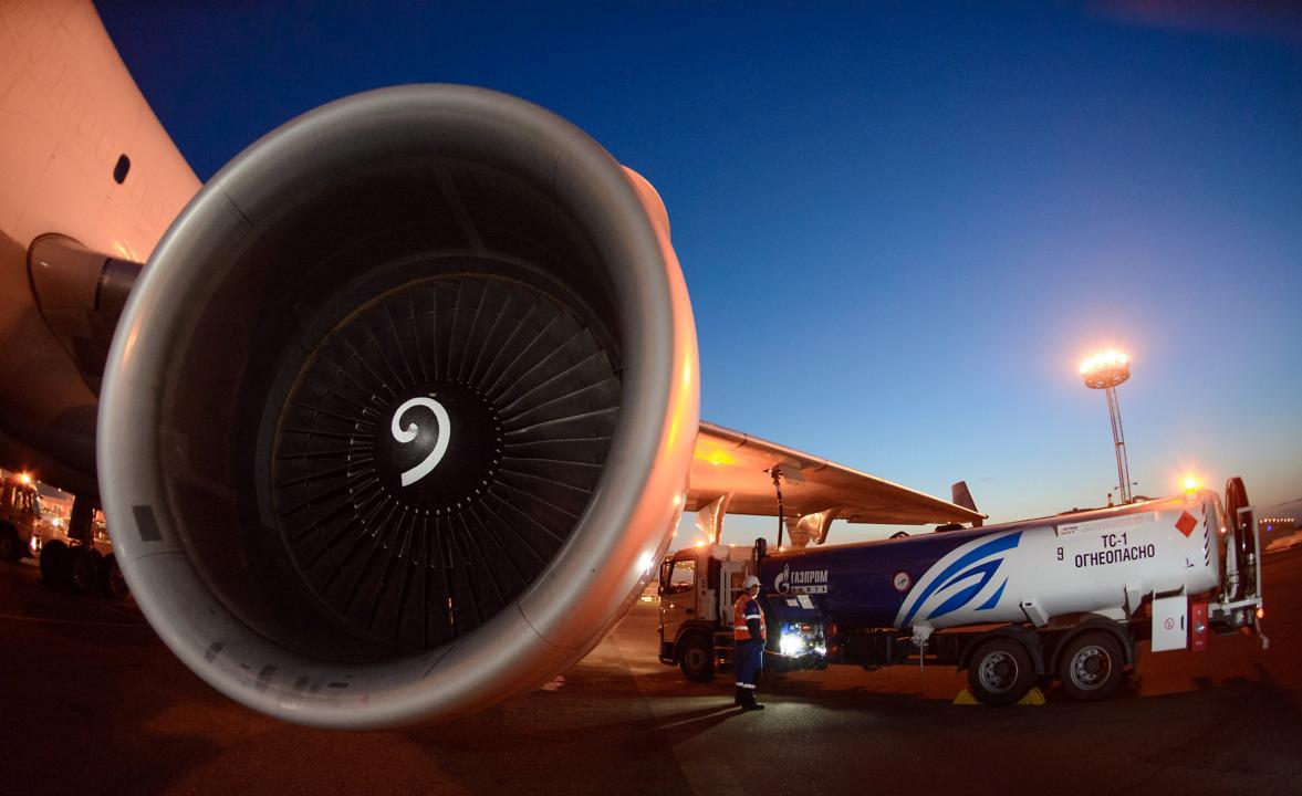 Объем транзитных авиаперевозок вРК каждый год  возрастает  на6-7%