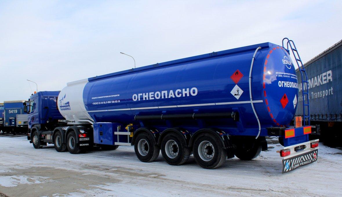 МВД Татарстана изъяло 100 тонн кустарного топлива, которое сбывали втри региона