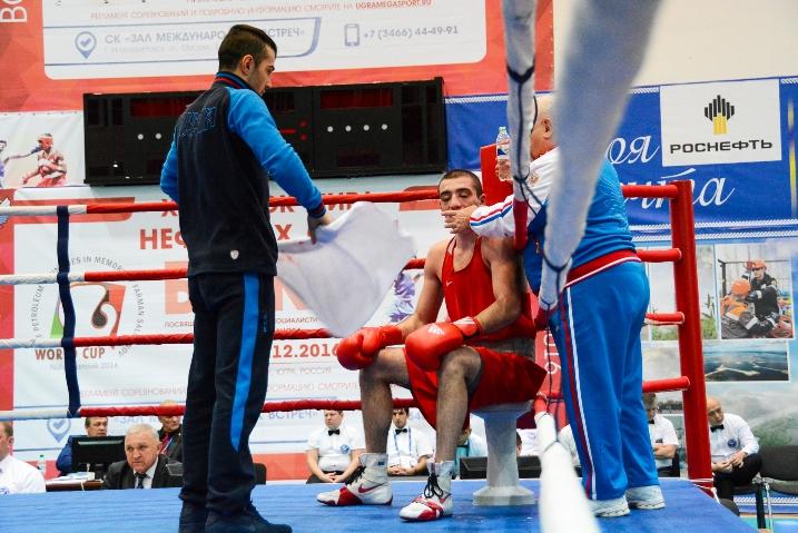 Азербайджанские боксеры стали владельцами Кубка мира среди нефтяных стран