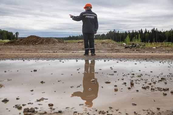 Минэкономразвития советует заложить вбюджет цену нефти в $50-55