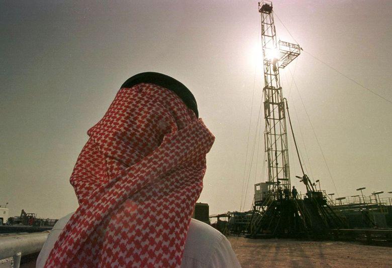 Нефть опек саудовская аравия