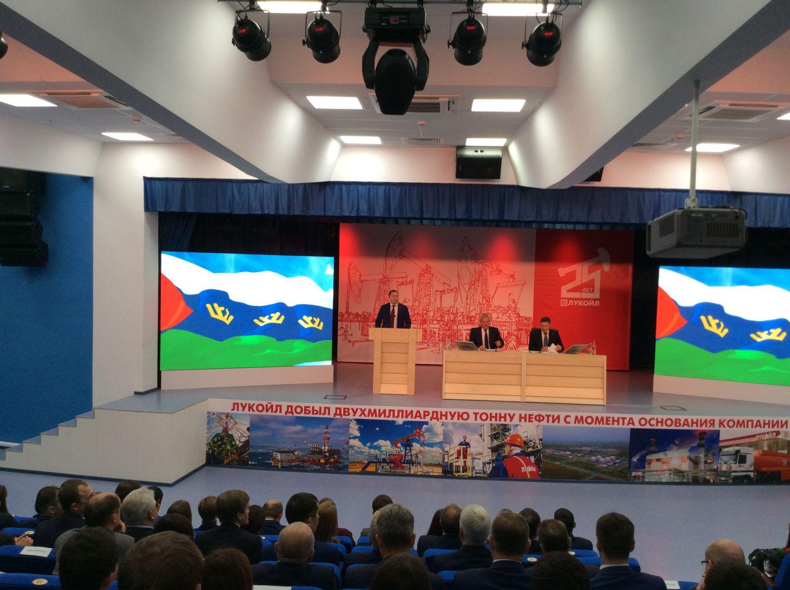 Вагит Алекперов: «Яеще непереосмыслил арест Улюкаева»