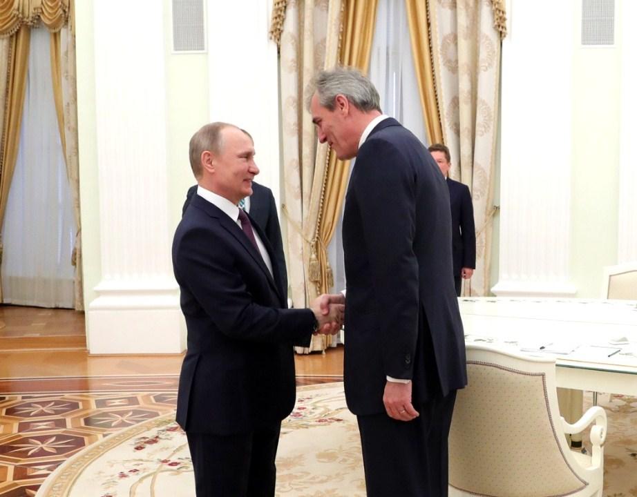 Российская Федерация рассчитывает на последующее газовое сотрудничество сАвстрией— Путин