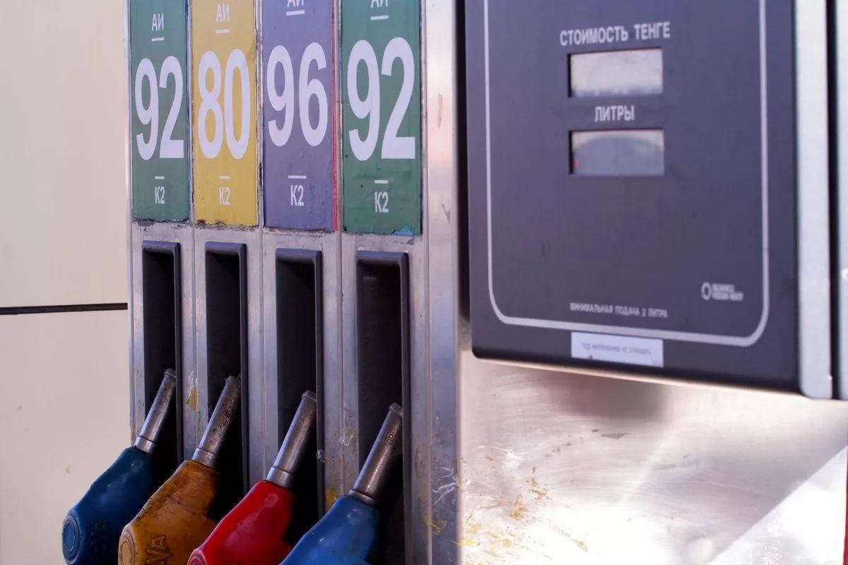 Цены набензин АИ-92 повысится до157 тенге залитр