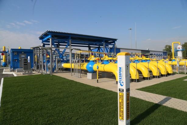 «Газпром» увеличил экспорт газа вдальнее зарубежье