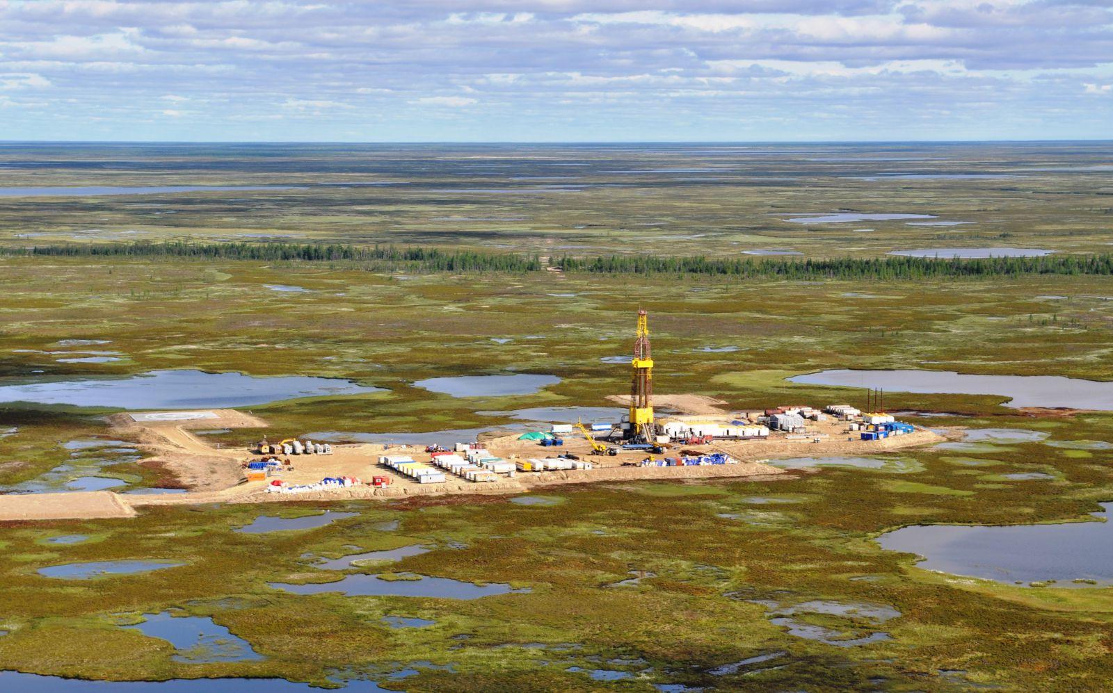 Арктический кластер 'Роснефти' в перспективе может обеспечить добычу до 100 млн тонн нефти
