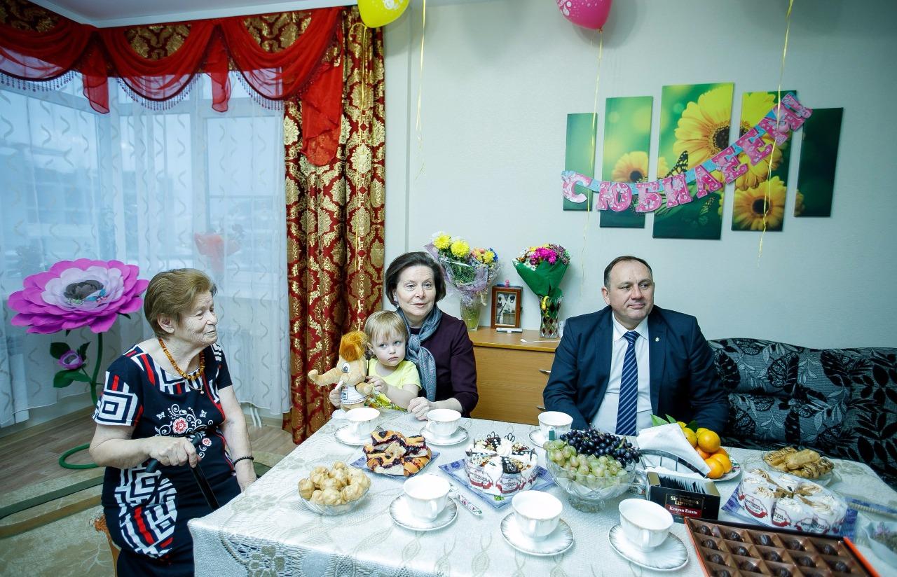 Комарова предложила Сирии обмен опытом внефтегазовой сфере, медицине иобразовании