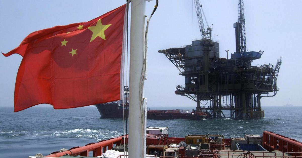 КНР увеличил кконцу осени импорт газа дорекорда