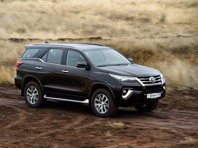 В России назвали самые популярные дизельные автомобили