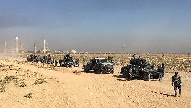 ВИране решили закрыть наземную границу сИракским Купдистаном