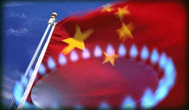 КНР хочет за14 лет увеличить импорт газа в 4 раза
