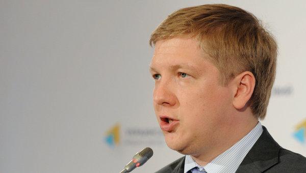Коболев назвал условия для сотрудничества сГазпромом