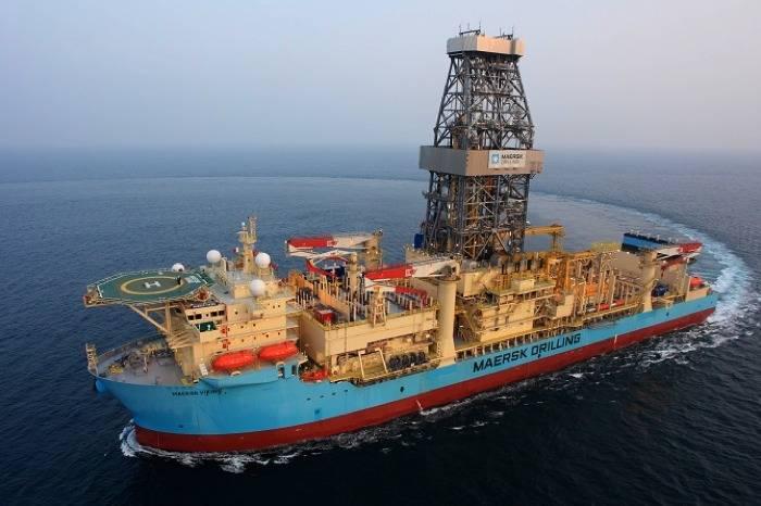 Датская группа Maersk объявила оразделении транспортного инефтяного бизнесов
