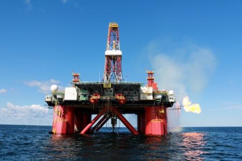 Набританском шельфе открыто крупное месторождение нефти
