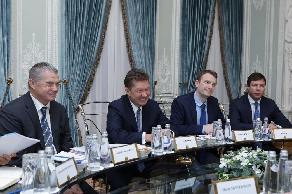 Поставки «Газпрома» вАвстрию увеличились загод практически на41%