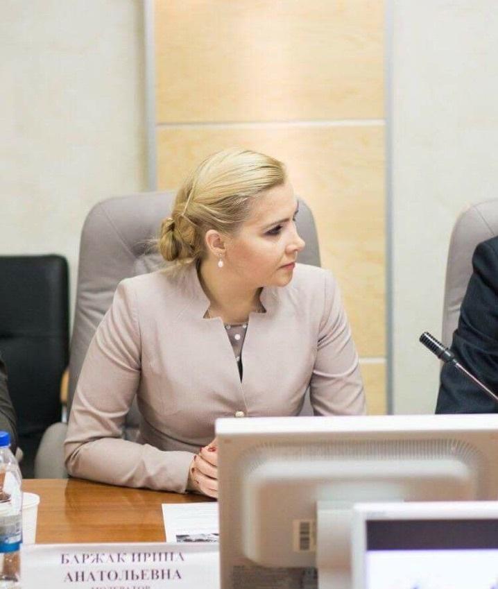 2475f928057be Ирина Баржак расскажет нефтяникам об уязвимости современных систем  образования