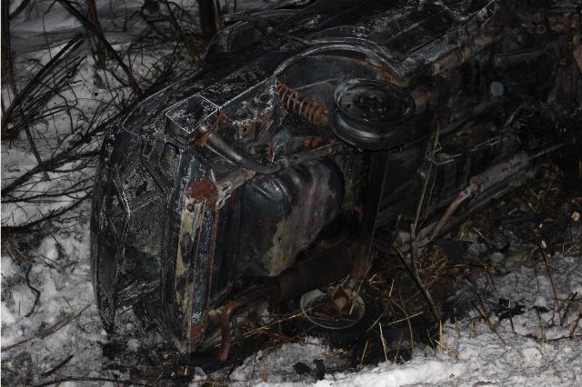 ВЯлуторовске вДТП умер 17-летний парень, врезавшись в грузовой автомобиль