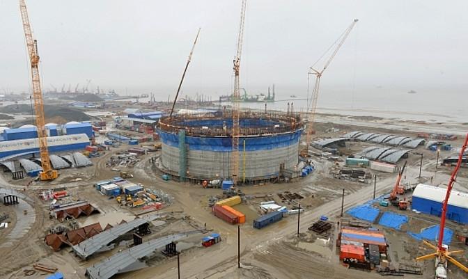 Компания Total готова принять участие вновом мегапроекте в РФ