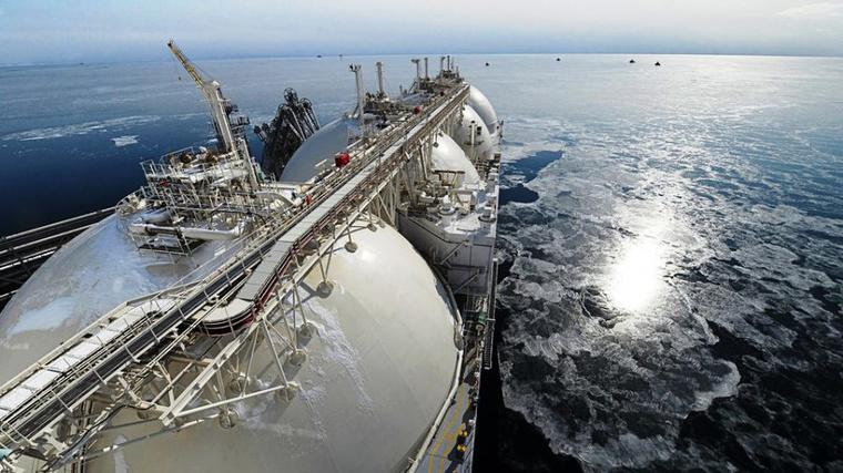 Индия получила от«Газпрома» первую партию СПГ подолгосрочному контракту