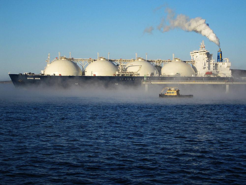 Россия сможет обеспечить все потребности Японии в газе