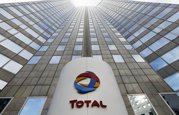 Total 3 иИран подпишут договор наразработку месторождения в«Южном Парсе»