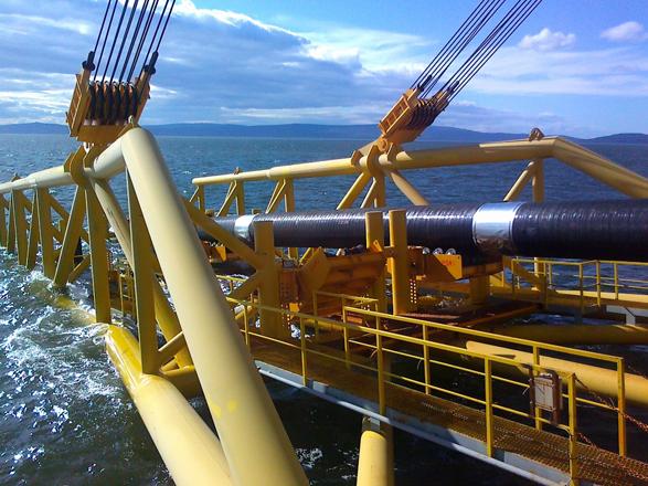 Проект конвенции постатусу Каспия включает вопрос возведения трубопроводов