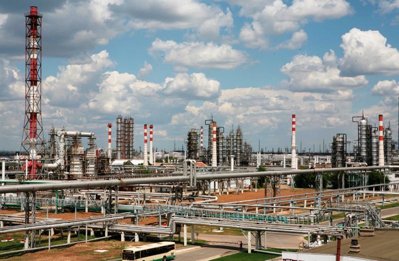 Под Волгоградом запустят новое производство подобыче газа