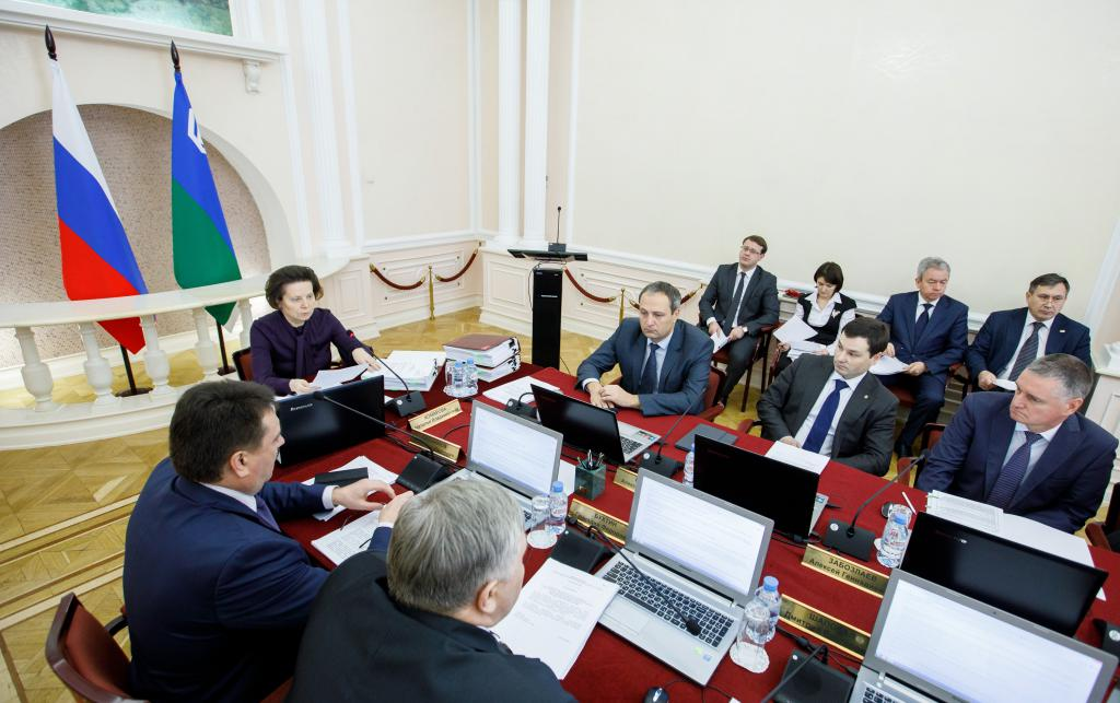 Руководство  Югры продолжает работу поподдержке малого исреднего бизнеса